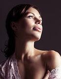 Gorgeous woman