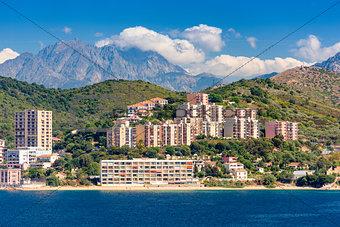 Corsica, France Coast