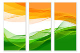 Indian Independence Day concept background