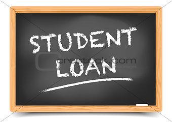 Blackboard Student Loan