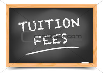 Blackboard Tuition Fees