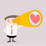 Guy Spyglass Heart