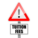 Road Sign Tuition Fees