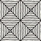 Vector Seamless Diagonal Lines Grid Pattern