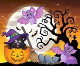 Halloween cat theme image 5