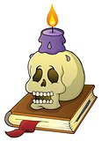 Skull theme image 1