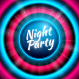 Premium banner template for club night party