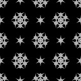 Creative Ornamental Seamless Dark Pattern