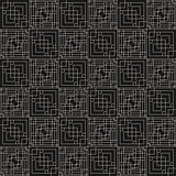 Vector geometric pattern - seamless.