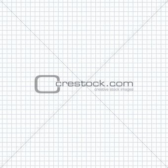 Grid pattern. Seamless vector pattern in cells.