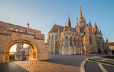 Matthias Church and Fisherman's Bastion, Budapest, Hungary