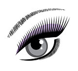 Vector Beautiful Eye
