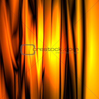 Abstract glow gold strip background
