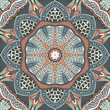 mandala flower ornamental background