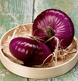 Red Sweet Onion