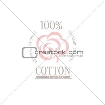 Cotton Product Logo Design