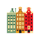 Holandaise Living Buildings Simplified Icon