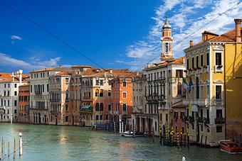 Canal Grande - Venice Italy