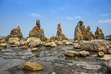 Kushimoto, Japan Rocky Coastline