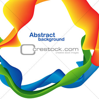 Abstract lines design