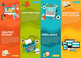 Graphic Design , Copywriting, Responsive Webdesign and Freeance Concept