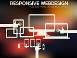 Responsive design kit of electronic gadgets