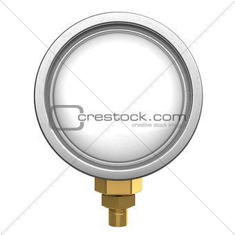 clear gauge template