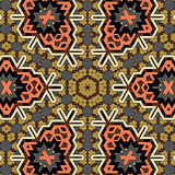 Creative Ornamental Mosaic Pattern