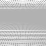 Grey Technology Background. Pixel Pattern