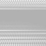 Grey Technology Background. Pixel Pattern