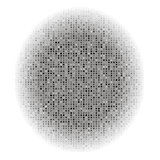 Abstract Grey Creative Pixel Technology Background