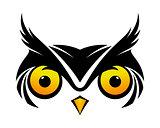 Cool Owl Symbol
