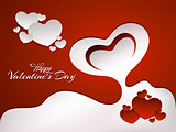 Valentine's Day Romantic Graphic Elements