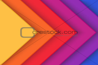 Abstract background with layers.
