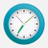 Vector mechanical classic clock