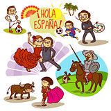 Spain Flamenco Corrida Football Travelling