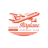 Airplane Aircraft Club Emblem Design
