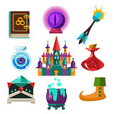 Collection of Fairy Tale Elements