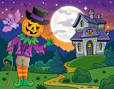 Halloween theme figure image 4