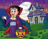 Halloween vampire theme image 9