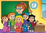 School class theme image 2
