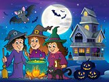 Three witches theme image 6