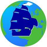 Sailing ship-9