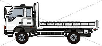 Small terrain truck