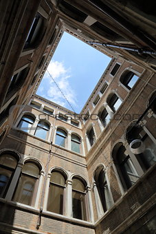 Architecture of Venice, Italy