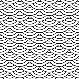 Seamless vintage pattern. Vector texture background