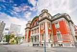 Osaka Japan Public Hall