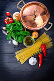 Italian pasta cooking foods ingredient for national