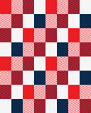 Rectangles, seamless pattern