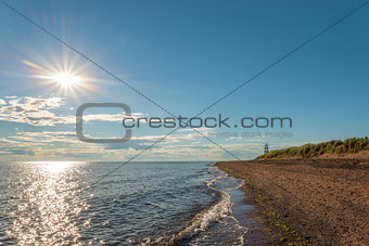 Cedar Dunes Provincial Park€™s Beach